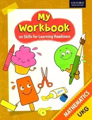 Oxford My Workbook Mathematics UKG