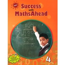 Orient BlackSwan New Success with MathsAhead Class 4