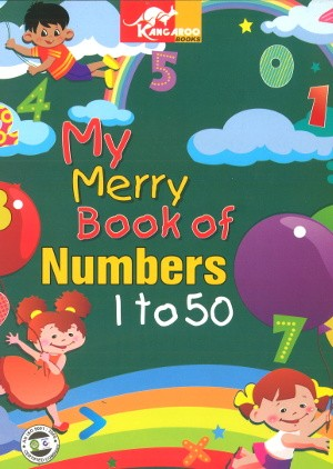 My Merry Book of Numbers 1 to 50