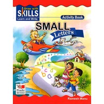 Prachi Small Letters Activity Book