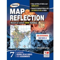 Prachi Map Reflection For Class 7