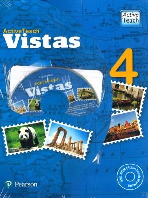 Pearson ActiveTeach Vistas Class 4