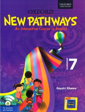 Oxford New Pathways English Course book for Class 7