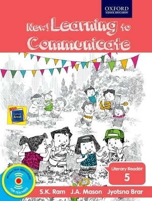 Oxford New Learning To Communicate Literary Reader Class 5