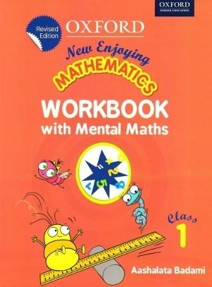 Oxford New Enjoying Mathematics Workbook Class 1