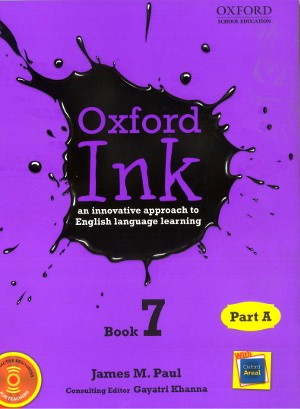 Oxford Ink For Class 7 (Part A)