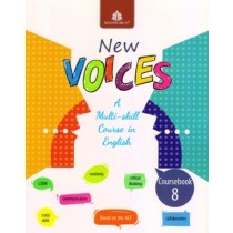 Madhubun New Voices English Coursebook For Class 8