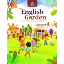 My English Garden Coursebook Class 4