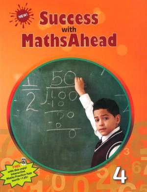 Orient BlackSwan New Success with MathsAhead Class 4
