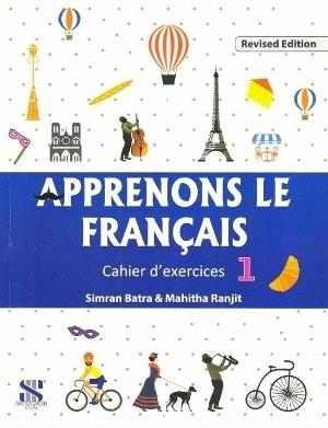 Apprenons Le Francais Cahier d'exercices Book 1