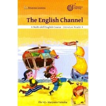 Indiannica Learning The English Channel Literature Reader Class 4