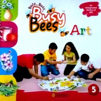 Acevision Busy Bees Art & Craft Class 5