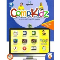 Compkidz Computer Learning Series Class 6