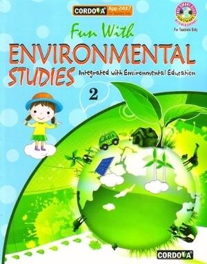 Cordova Learning Fun with Environmental Studies Book 2