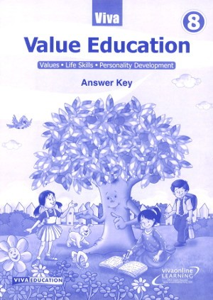 Value Education For Class 8 (Teacher's Guide)