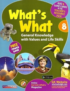 Viva What's What General Knowledge Class 8