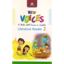 Madhubun New Voices English Literature Reader Class 2