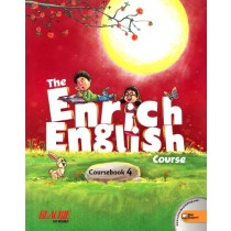 S chand The Enrich English Coursebook For Class 4