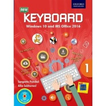 Oxford Keyboard Windows 10 And MS Office 2016 Class 1