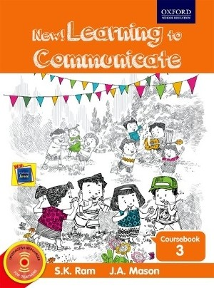 Oxford New Learning To Communicate Coursebook Class 3