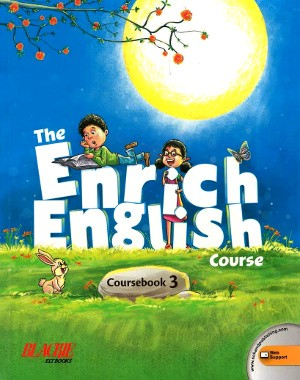 S chand The Enrich English Coursebook Class 3