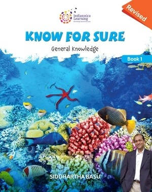 Know For Sure General Knowledge Class 1
