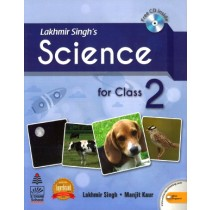 Lakhmir Singh's Science For Class 2