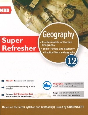 MBD Geography Guide Class 12