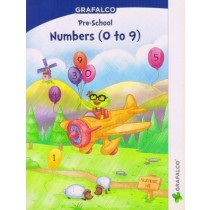 Grafalco Pre-School Numbers 0 to 90