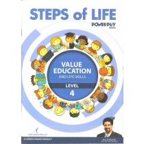 Britannica Steps of Life Value Education And Life Skills Class 4
