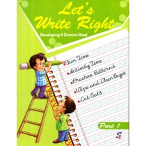 Let's Write Right Part 1 For Class 1