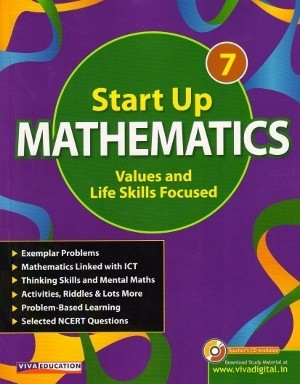 Viva Start Up Mathematics Book 7