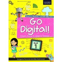 Oxford Go Digital Computer Science Book 1