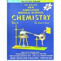 Dalal ICSE New Simplified Middle School Chemistry for Class 6