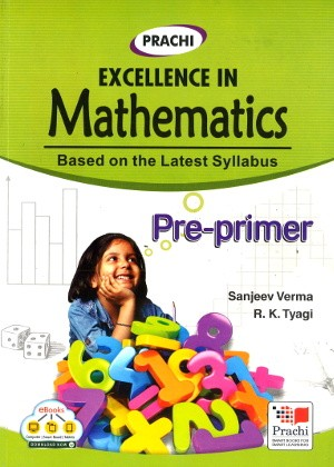 Prachi Excellence In Mathematics Pre-Primer