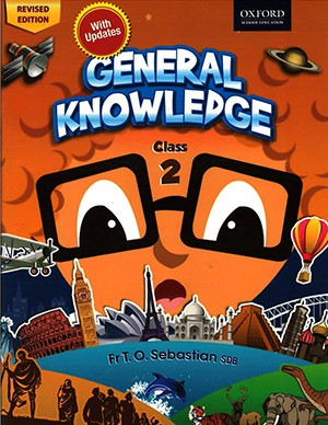 Oxford General Knowledge For Class 2