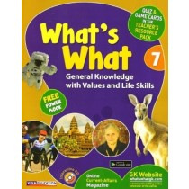 Viva What's What General Knowledge Class 7
