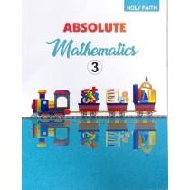 Holy Faith Absolute Mathematics Class 3