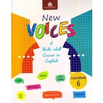 Madhubun New Voices English Coursebook 6