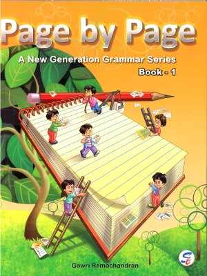 Page By Page A New Generation Grammar Series For Class 1