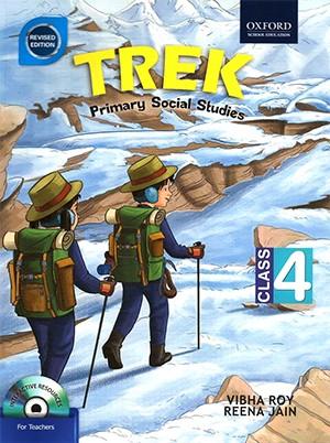 Oxford Trek Primary Social Studies For Class 4