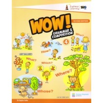 Eupheus Learning Wow Grammar & Composition Book 4