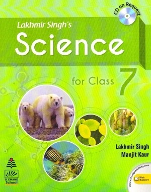 Lakhmir Singh's Science For Class 7