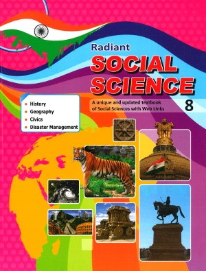 Radiant Social Studies For Class 8