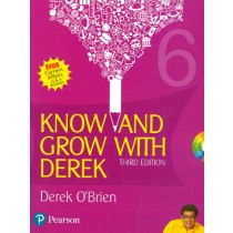 Pearson Know and Grow With Derek 6 Third Edition