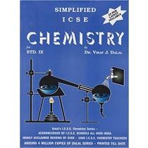 Dalal ICSE Chemistry Simplified ICSE Chemistry Class 9