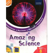 Oxford Amazing Science For Class 8