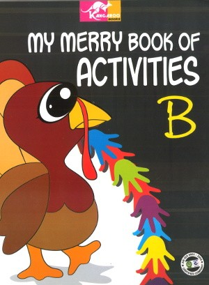 My Merry Book of Activities B
