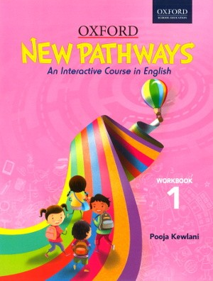 Oxford New Pathways English Workbook For Class 1