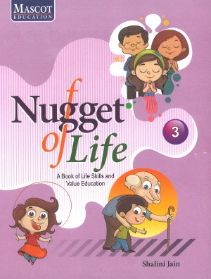 Mascot Education Nugget of Life Class 3